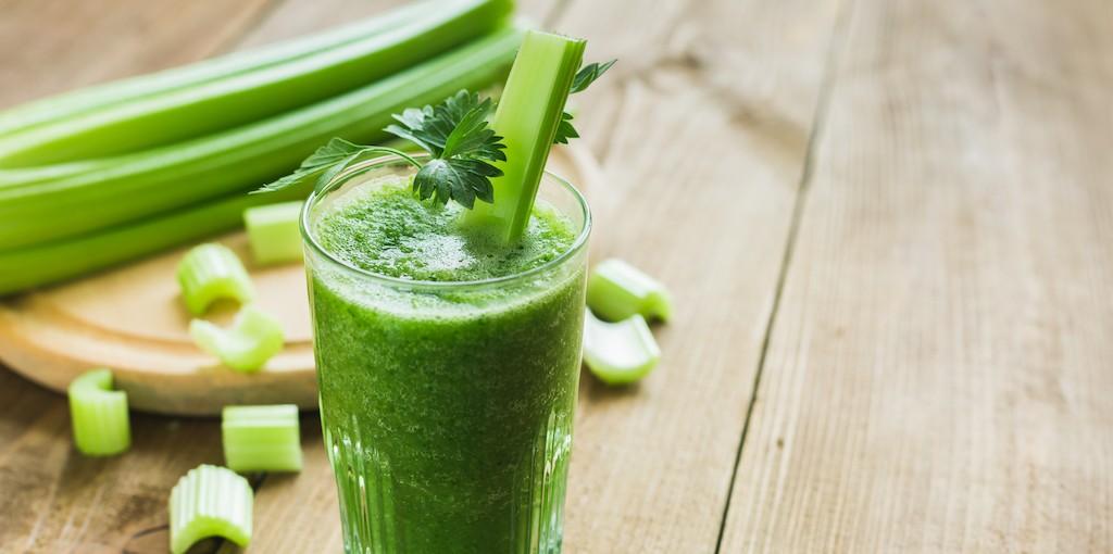 benefits of celery juice