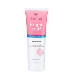 Emina Bright Stuff for Acne Prone Skin Face Wash