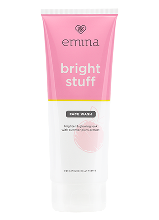 Emina Bright Stuff Face Wash 100 ml