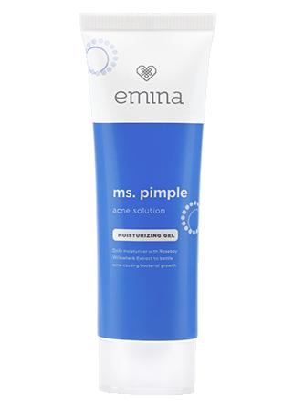 Emina Ms. Pimple Acne Solution Moisturizing Gel 20 ml